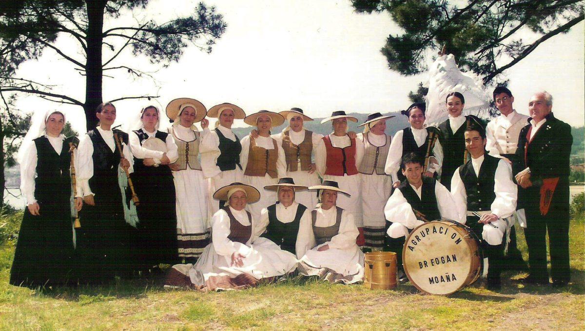 BREOGÁN DE MOAÑA (1995)