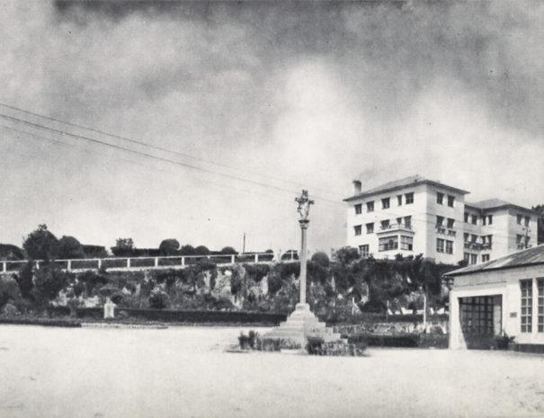 Cruceiro e Hotel de Massó