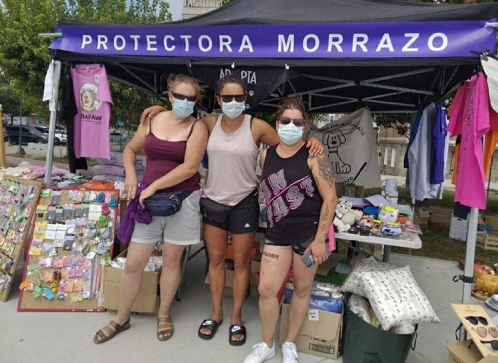PROTECTORA DE ANIMAIS DO MORRAZO