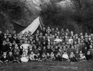Escola do Pósito 1926-Mestre Modesto Novelle Mosquera-Fillo César Novelle Alvarez