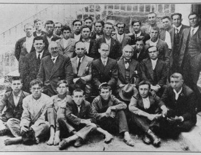Escola do Pósito-Mestre D.Felipe Carnicer 1934