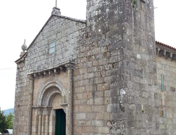 ruta guiada Igrexa San Martiño vertical