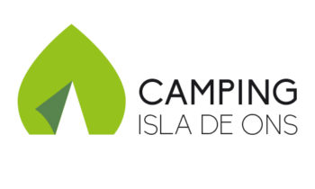 LOGO CAMPING ISLA DE ONS