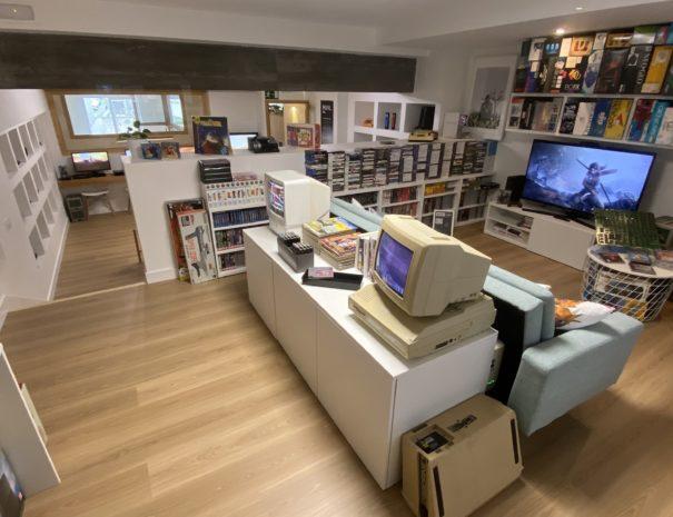 MUSEO DE VIDEOJUEGOS GALLEGO