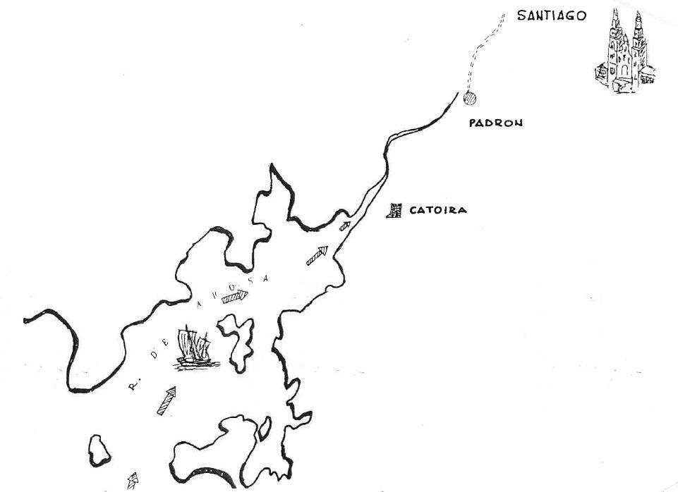EL CAMINO DE SANTIAGO POR CANGAS