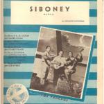 NAUFRAGIOS EN A BORNEIRA: EL SIBONEY