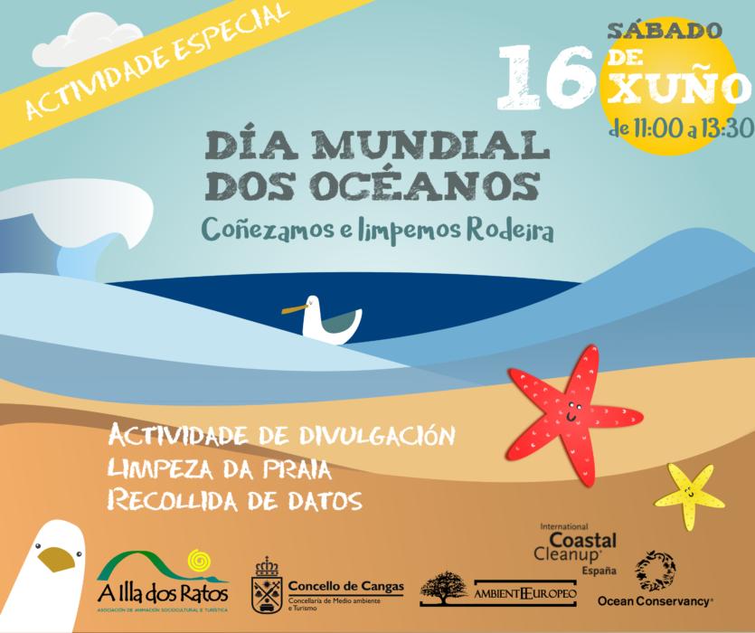 dia mundial dos oceanos 16 xuño 2018